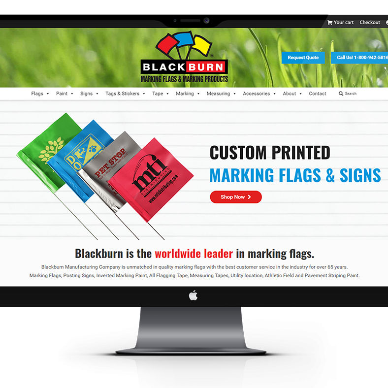 Blackburn Case Study